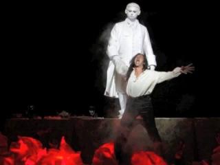 Ildebrando D'Arcangelo - Don Giovanni a cenar teco @ LA Opera 2012